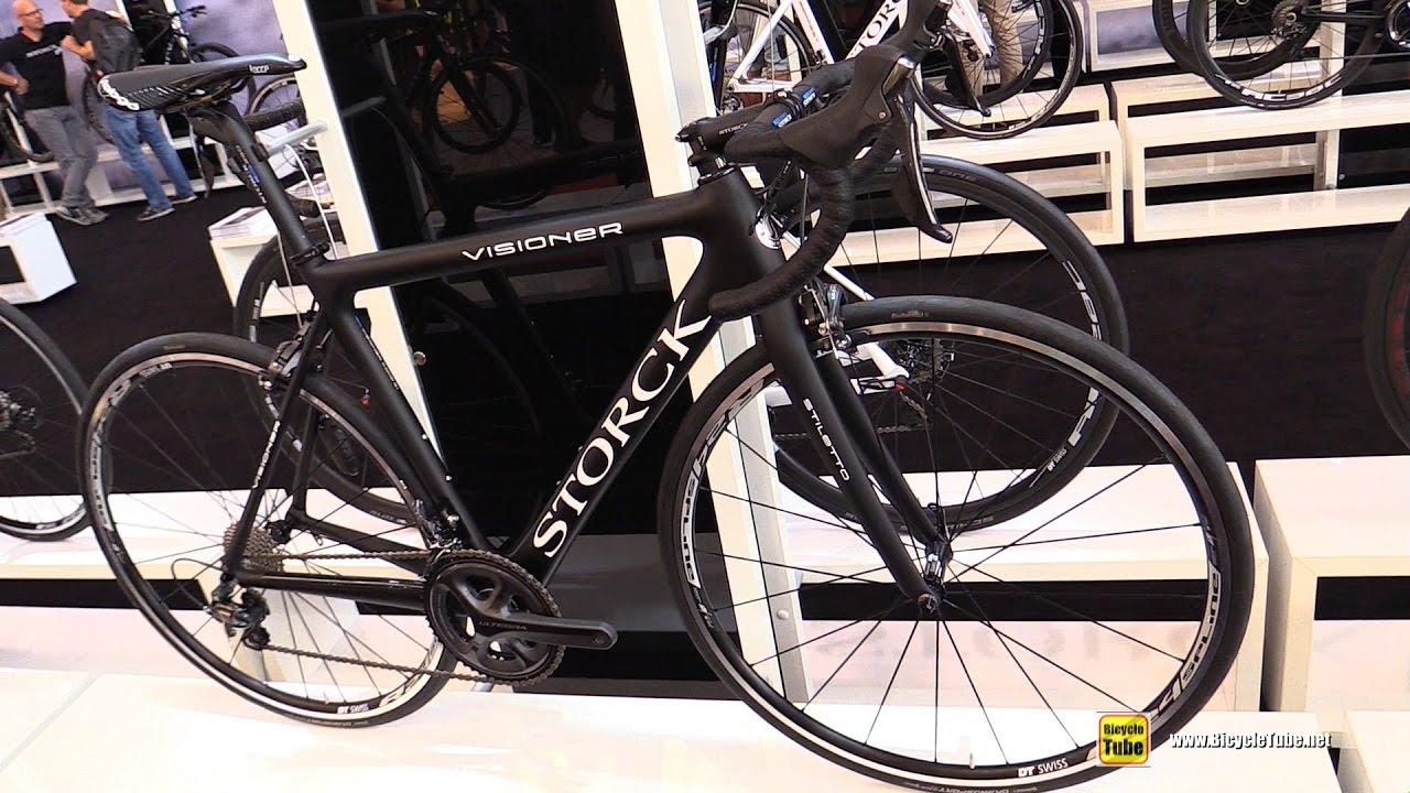 2017 storck visioner comp g1 road bike walkaround 2016. Black Bedroom Furniture Sets. Home Design Ideas