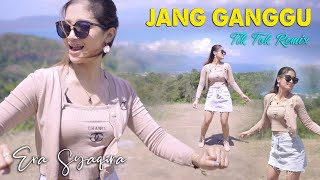 Jang Ganggu Dj Remix Era Syaqira Shine Of Black Cover MP3