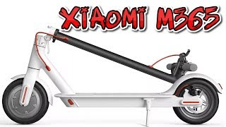 видео Электрический Xiaomi Mi Mijia M365