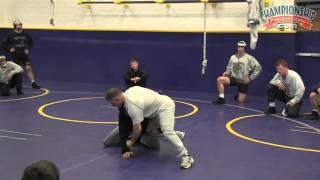 All Access Wrestling Practice with Doug Schwab