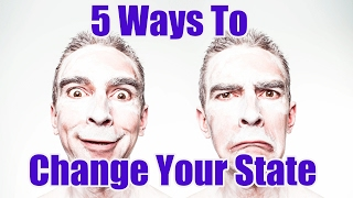 5 Simple Tricks To Get Out Of A Funk And Feel Good About Yourself Again Fast!