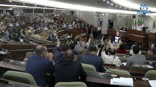 التصويت بالاغلبية على قانوني الانتخابات والهيئة العليا لمراقبة الانتخابات