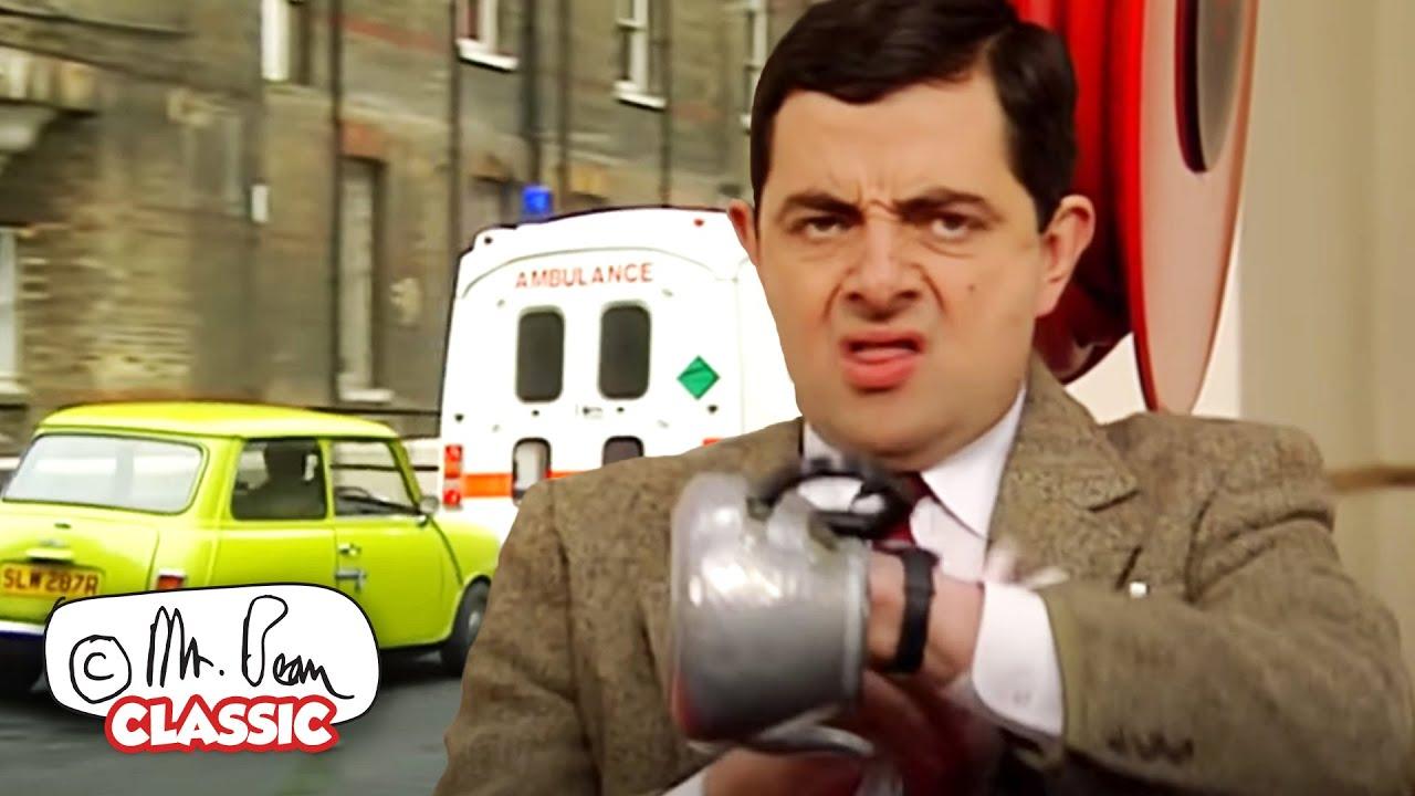Mr Bean's EMERGENCY! | Mr Bean Full Episodes | Classic Mr Bean