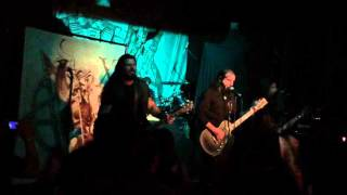 Rotting Christ Live at One Eyed Jacks, New Orleans