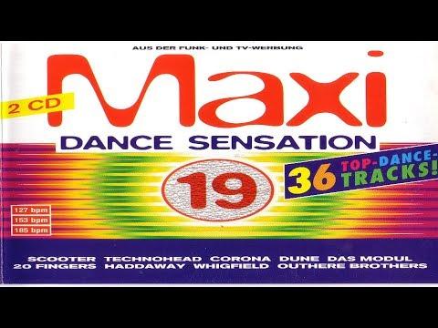 Maxi Dance Sensation 19
