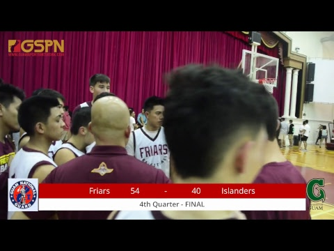 Guam Sports Network Live Stream Boys B-BALL FINALS
