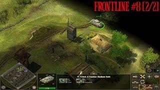 Let's Play Frontline Fields of Thunder #08 [2/2] Wehrmacht - Dumme Verteidigung