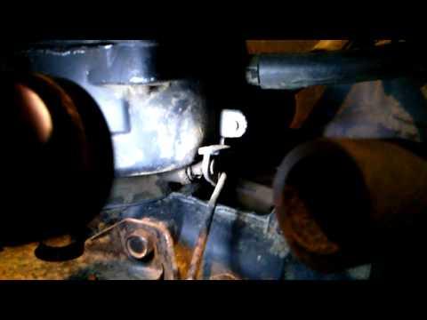 Carburetor Cleaning 18 Hp Briggs Amp Stratton Engine