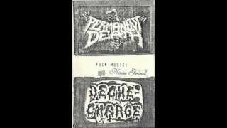Permanent Death - Split Tape w/ Deche-Charge