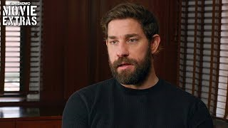"A QUIET PLACE | On-set visit with John Krasinski ""Lee / Director"""