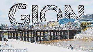 Stroll around GION AREA, KYOTO. JUN, 2019 [4K]