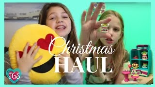 What I Got for Christmas 2015 | Christmas Haul Favorites | best friends