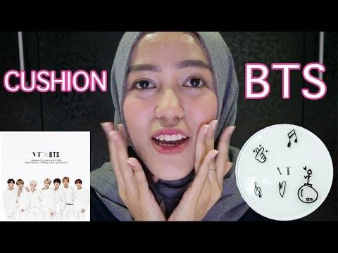 VT x BTS Cushion: Unboxing & First Impression!