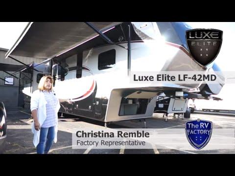 Luxe Elite 42MD luxury fifth wheel