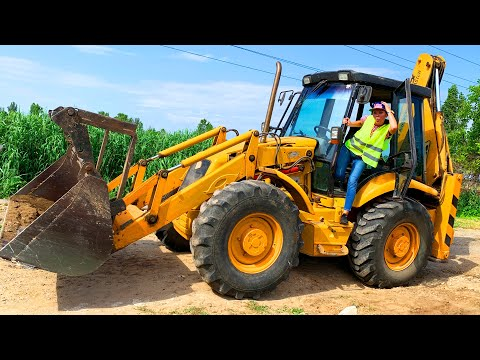 Hauskoja tarinoita traktoreista