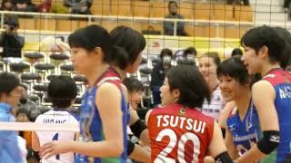 久光製薬 vs トヨタ車体石井優希 Yuki Ishii  FINAL6
