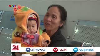Bé gái 8 tháng tuổi nguy kịch do tiêm nhầm thuốc | VTV24