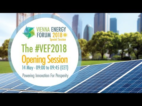 VEF 2018 part 1 - morning sessions