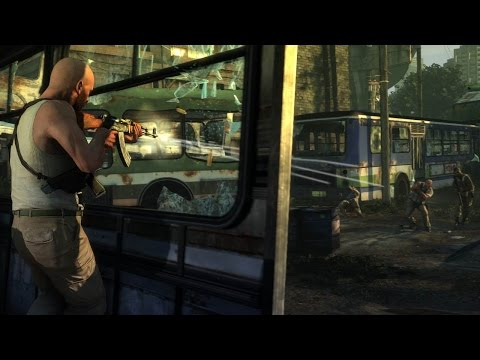 Max payne 3 Part 7: Ambush at the Bus depot