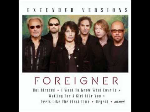 Foreigner extended versions (7.Urgent)