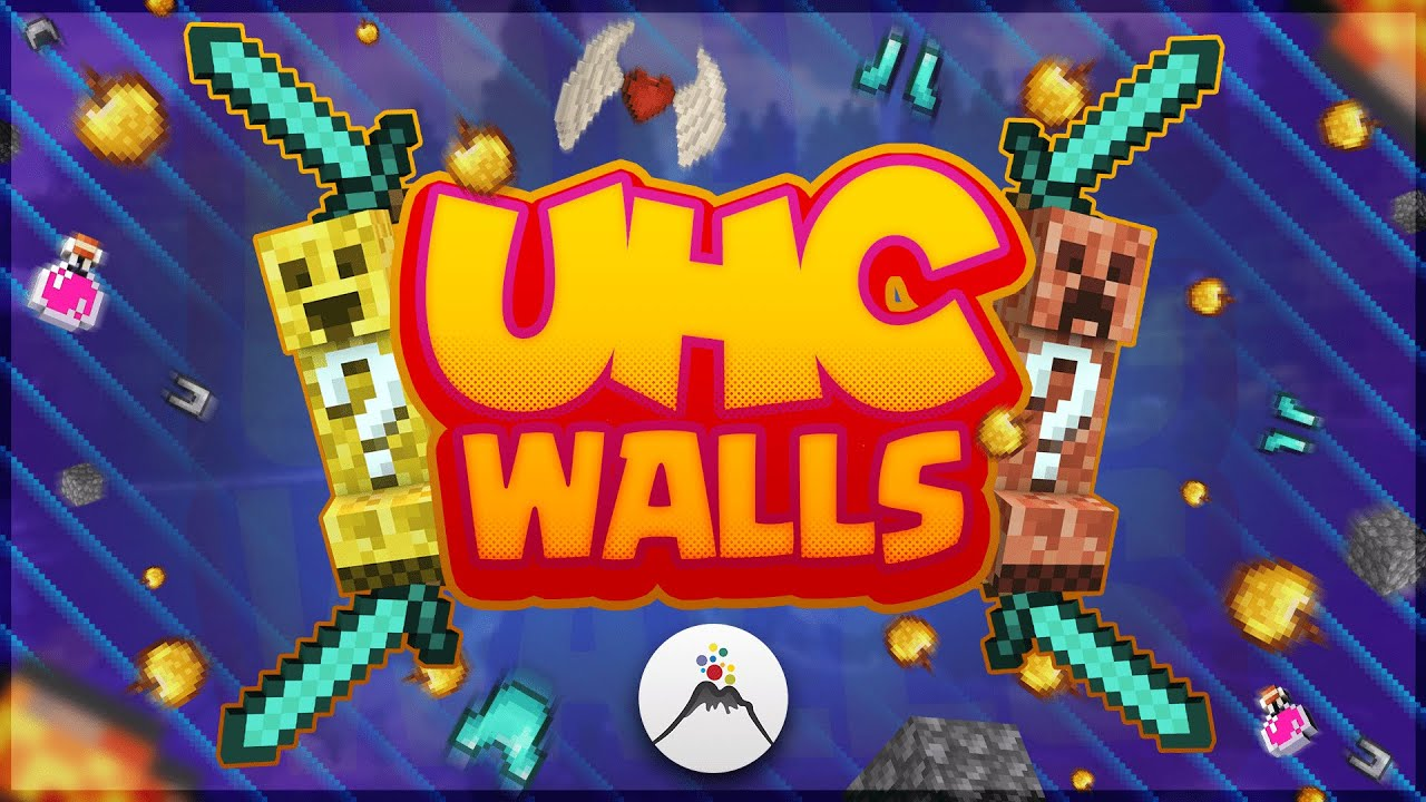 UHC Walls -- Now on the Minecraft Marketplace!