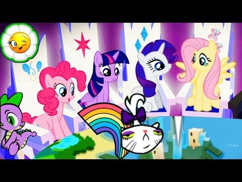 My Little Pony: Миссия Гармонии #4 Первое задание для четверых Пони!