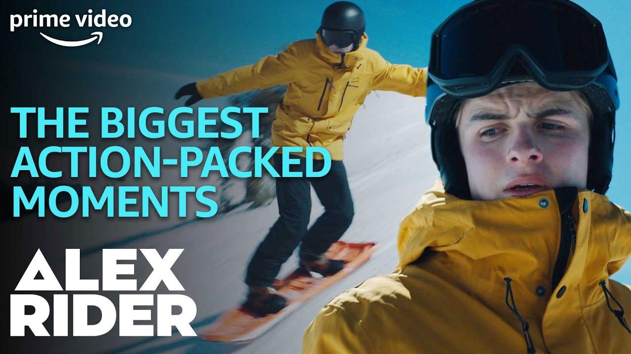 Alex Rider I Official Trailer
