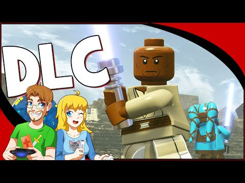 Lego Star Wars The Force Awakens New Dlc Prequel Character Pack ...