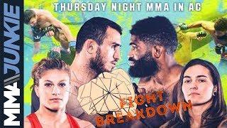 PFL 2019 week 4 fight breakdown: Magomed Magomedkerimov vs. Chris Curtis