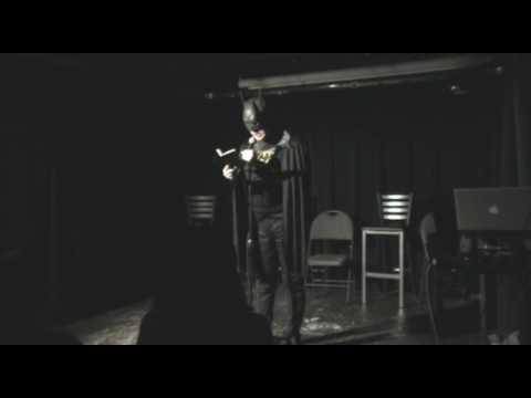 The Sketchersons: Poems By Batman