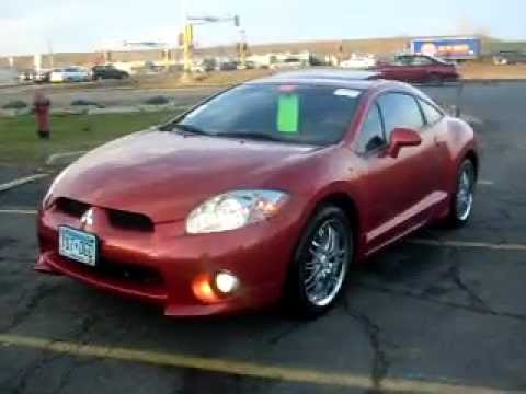 2006 Mitsubishi Eclipse Gt Coupe 38 V6 Heated Leather 18
