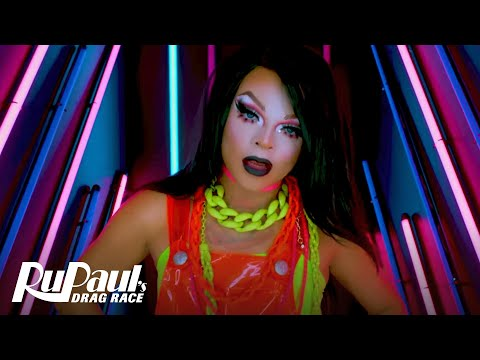 Download Youtube: Meet Vanessa Vanjie Mateo: 'Mermaid Twerkholic' | RuPaul's Drag Race Season 10 | VH1
