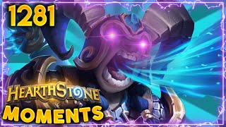 The MOST THRILLING WAY To Finish Up A Game!! | Hearthstone Daily Moments Ep.1281