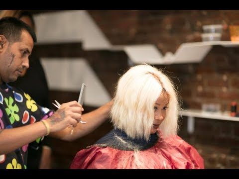Beyonce's Hairstylist Neal Farinah Interview + The Big Chop with Claire Sulmers