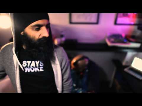 Humble The Poet - Baagi Music (Prod. Sikh Knowledge) (Dir. Digitology)