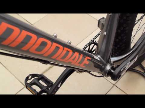 Обзор велосипеда Cannondale Beast of the East
