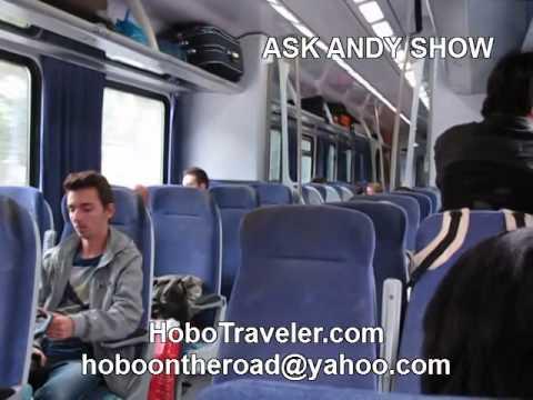 Train Trip Thessaloniki To Athens Greece Hostel