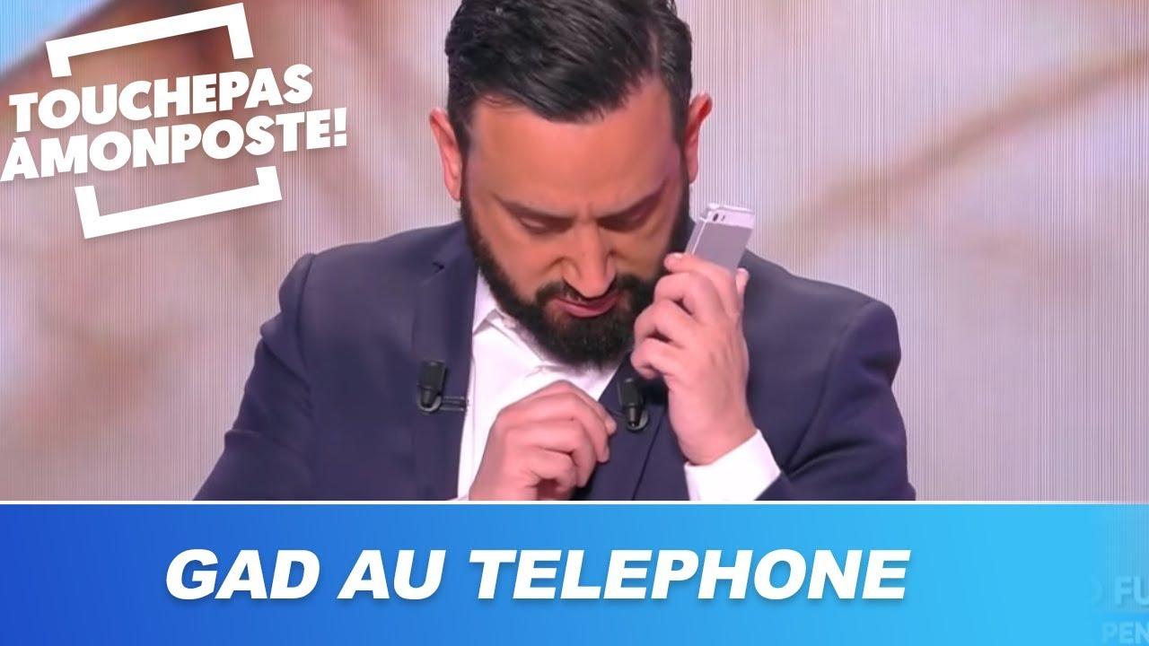 Gad Elmaleh appelle Cyril Hanouna en direct : la surprenante conversation !