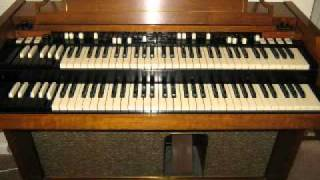 """Let others see Jesus in you"" played by Calvin Yawn, piano & organ"