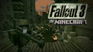 Fallout 3 in Minecraft