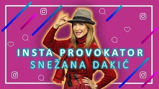 Prozvao je Snežanu Dakić jer se bez grama šminke pojavila u javnosti, ona ga komentarom oduvala!
