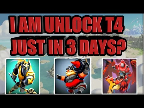 #UnlockingT4 #Lordsmobile #T4Research | Can I Unlock T4 In Just 3 Days Lord's Mobile | T4 RESEARCH |