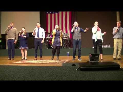 """""""Touch the Sky"""" California Baptist University's """"SG Voices"""""""