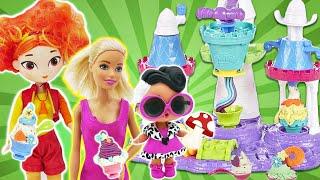 Видео с куклами Барби, ЛОЛ и Сказочный патруль — Большой сборник для детей