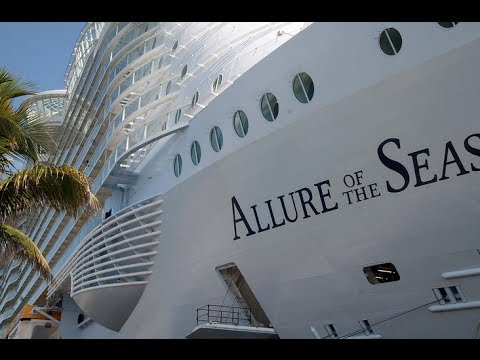 Allure of the Seas - Full Documentary