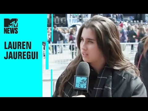 Fifth Harmony's Lauren Jauregui on Gun Violence & The March For Our Lives Movement | MTV News Mp3