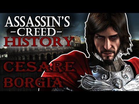 """Cesare Borgia"" - Assassin"