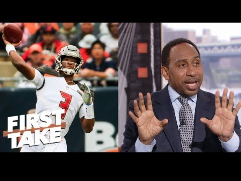 Stephen A. doubts Jameis Winston can prove he is the Buccaneers' franchise QB | First Take | ESPN