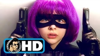 KICK-ASS (2010) Movie Clip - Hit Girl's Final Battle |FULL HD| Chloe Moretz