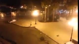 حرب العصابات في العاصمة 17 أفريل 2015